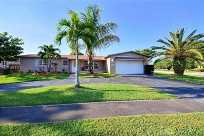 11040 NW 21st St, Pembroke Pines, FL 33026 - MLS#: A10449191