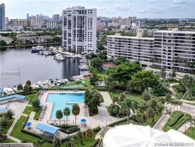 2500 Parkview Dr UNIT 308, Hallandale, FL 33009 - MLS#: A10449403