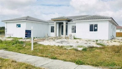 18981 SW 360th St, Homestead, FL 33034 - MLS#: A10449552