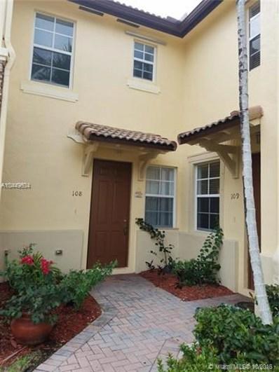 3360 NE 14th Dr UNIT 108-30, Homestead, FL 33033 - MLS#: A10449604