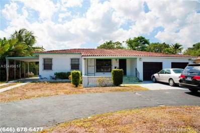 13220 N Miami Ave, Miami, FL 33168 - MLS#: A10449617