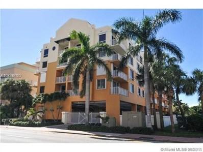 2642 Collins Ave UNIT 201, Miami Beach, FL 33140 - MLS#: A10449630