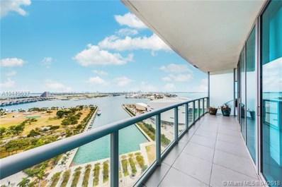 888 Biscayne Blvd UNIT 2110, Miami, FL 33132 - MLS#: A10449637
