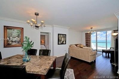 16699 Collins Ave UNIT 1504, Sunny Isles Beach, FL 33160 - MLS#: A10449759