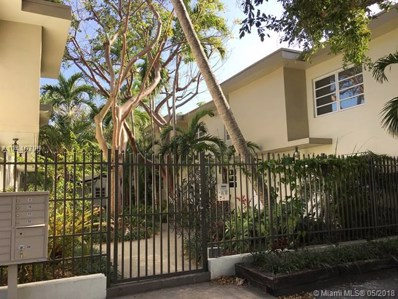 3000 Bird Ave UNIT 2D, Miami, FL 33133 - MLS#: A10449795