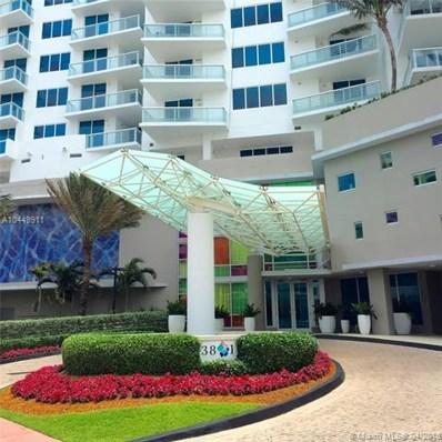 3801 Collins Ave UNIT 1401, Miami Beach, FL 33140 - MLS#: A10449911