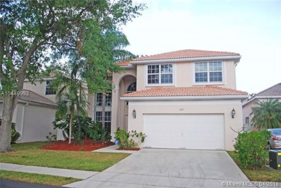 6811 NW 34th St, Margate, FL 33063 - MLS#: A10449992