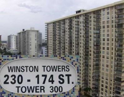 230 174 UNIT 717, Sunny Isles Beach, FL 33160 - MLS#: A10450016