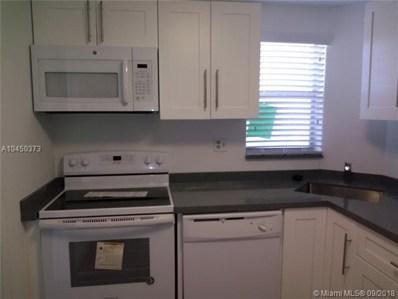 8900 Washington Blvd UNIT 406, Pembroke Pines, FL 33025 - #: A10450373