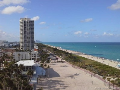 7135 Collins Avenue UNIT 1103, Miami Beach, FL 33141 - MLS#: A10450410