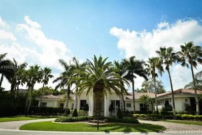 525 W Enclave Cir W, Pembroke Pines, FL 33027 - MLS#: A10450546