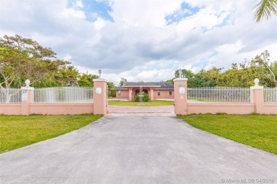 24555 SW 167th Ave, Homestead, FL 33031 - MLS#: A10450637