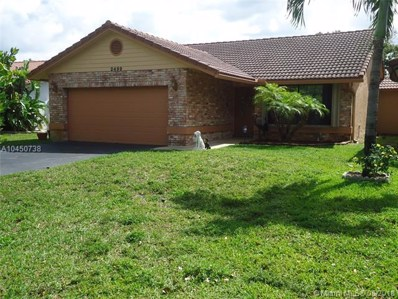 2499 NW 92nd Ave, Coral Springs, FL 33065 - MLS#: A10450738