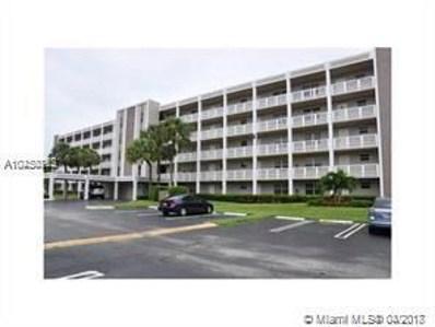 1075 Riverside Dr UNIT 407, Coral Springs, FL 33071 - MLS#: A10450752