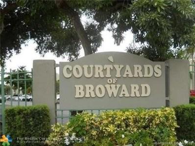1830 N Lauderdale Ave UNIT 4114, North Lauderdale, FL 33068 - MLS#: A10450856