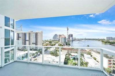 401 N Birch Road UNIT 1001, Fort Lauderdale, FL 33304 - MLS#: A10450867