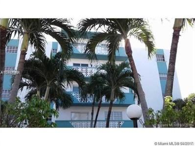 7825 NE Bayshore Ct UNIT 306, Miami, FL 33138 - MLS#: A10451064