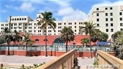 101 N Ocean Dr UNIT 748, Hollywood, FL 33019 - MLS#: A10451099
