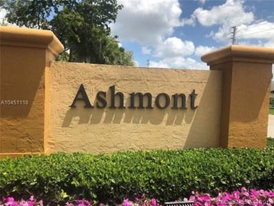 7857 Ashmont Cir UNIT 213, Tamarac, FL 33321 - #: A10451118