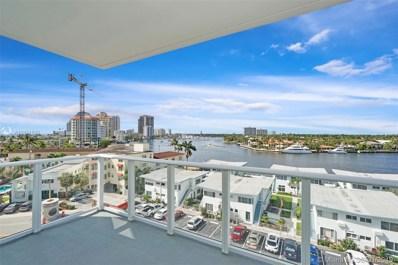 401 N Birch Road UNIT 606, Fort Lauderdale, FL 33304 - MLS#: A10451503
