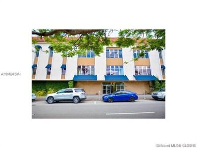 717 Ponce De Leon Blvd UNIT 323, Coral Gables, FL 33134 - MLS#: A10451674