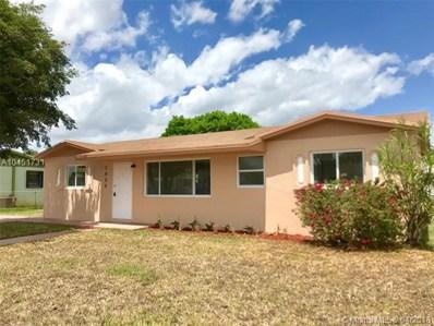 2805 NW 208th Ter, Miami Gardens, FL 33056 - MLS#: A10451731