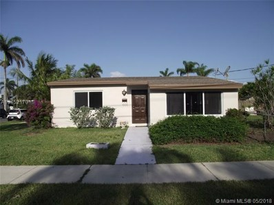 1000 N 11th Ct, Hollywood, FL 33019 - MLS#: A10452170