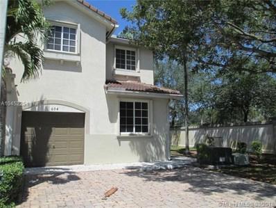 21407 NW 13th Ct UNIT 604, Miami Gardens, FL 33169 - MLS#: A10452251