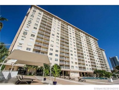 400 Kings Point Dr UNIT 1111, Sunny Isles Beach, FL 33160 - MLS#: A10452497