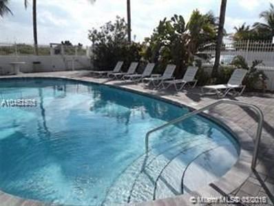 335 Ocean Dr UNIT 318, Miami Beach, FL 33139 - MLS#: A10452505