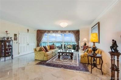 1643 Brickell Ave UNIT 1402, Miami, FL 33129 - MLS#: A10452648