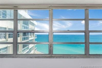 7135 Collins Ave UNIT 1812, Miami Beach, FL 33141 - MLS#: A10452661