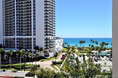 1865 S Ocean Dr UNIT 8E, Hallandale, FL 33009 - MLS#: A10453310