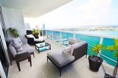 400 Alton Rd UNIT 3303, Miami Beach, FL 33139 - MLS#: A10453322
