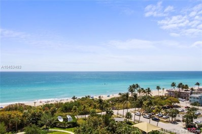 1201 S Ocean Dr UNIT 1110S, Hollywood, FL 33019 - MLS#: A10453493