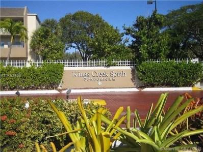 7727 SW 86th St UNIT A1-410, Miami, FL 33143 - MLS#: A10453496
