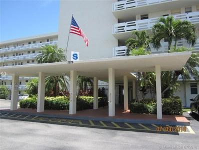 3020 Marcos Dr UNIT S412, Aventura, FL 33160 - MLS#: A10453506