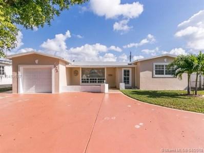 7921 Embassy Blvd, Miramar, FL 33023 - MLS#: A10453637
