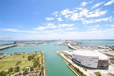 900 Biscayne Blvd UNIT 3601, Miami, FL 33132 - MLS#: A10453653