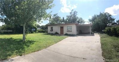 3105 S 23rd St, Fort Pierce, FL 34982 - MLS#: A10453860