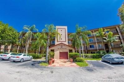 901 SW 138th Ave UNIT 309C, Pembroke Pines, FL 33027 - MLS#: A10454147