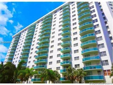 19380 Collins Ave UNIT 1515, Sunny Isles Beach, FL 33160 - MLS#: A10454617