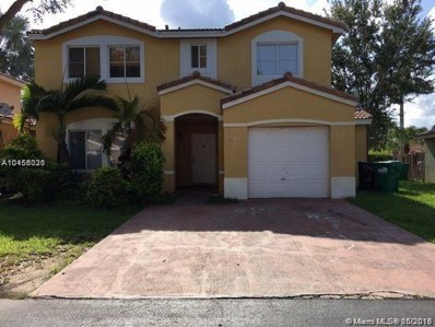 9641 SW 163rd Ave, Miami, FL 33196 - MLS#: A10455020