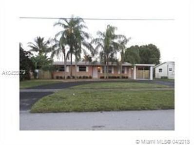 4764 NW 5th St, Plantation, FL 33317 - MLS#: A10455079