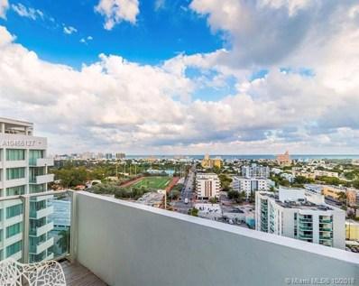 1100 West Av UNIT 1627, Miami Beach, FL 33139 - MLS#: A10455127