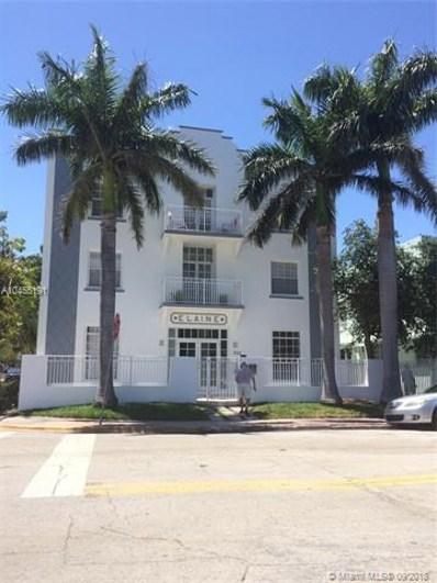 1502 Jefferson Ave UNIT 307, Miami Beach, FL 33139 - #: A10455191