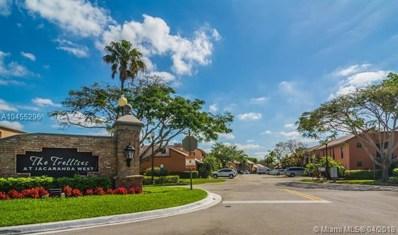 958 Mockingbird Ln UNIT 513, Plantation, FL 33324 - MLS#: A10455296