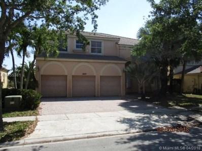 5007 SW 167th Ave, Miramar, FL 33027 - MLS#: A10455381