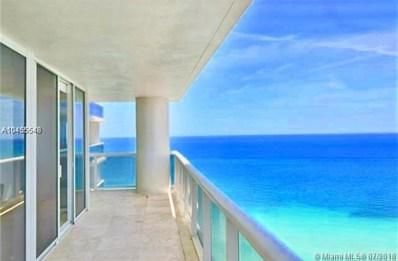 1800 S Ocean Dr UNIT 3005, Hallandale, FL 33009 - MLS#: A10455548