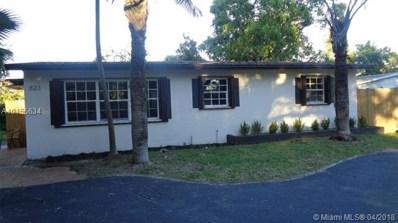 823 SW 28th St, Fort Lauderdale, FL 33315 - MLS#: A10455634